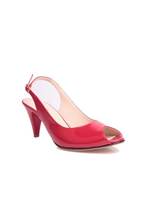 Loggalin Ayakkabı Kırmızı